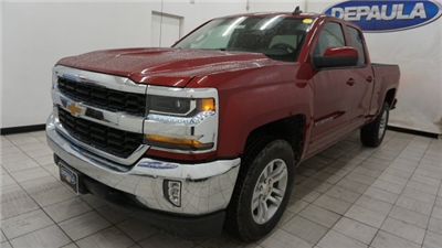 2018 Silverado 1500 Double Cab 4x4,  Pickup #T18546 - photo 1