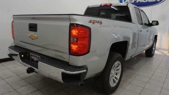 2018 Silverado 1500 Double Cab 4x4,  Pickup #T18549 - photo 11