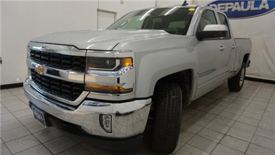 2018 Silverado 1500 Double Cab 4x4,  Pickup #T18549 - photo 1