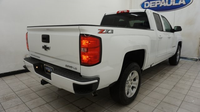 2019 Silverado 1500 Double Cab 4x4,  Pickup #T18574 - photo 11