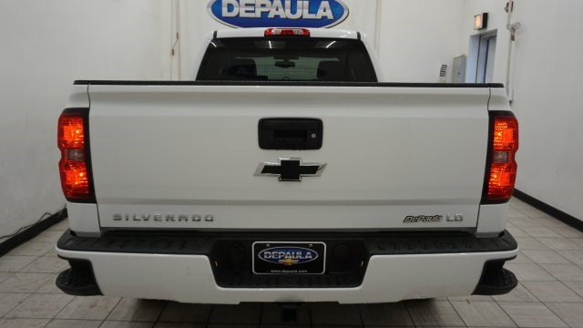 2019 Silverado 1500 Double Cab 4x4,  Pickup #T18574 - photo 7