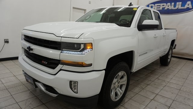 2019 Silverado 1500 Double Cab 4x4,  Pickup #T18574 - photo 1