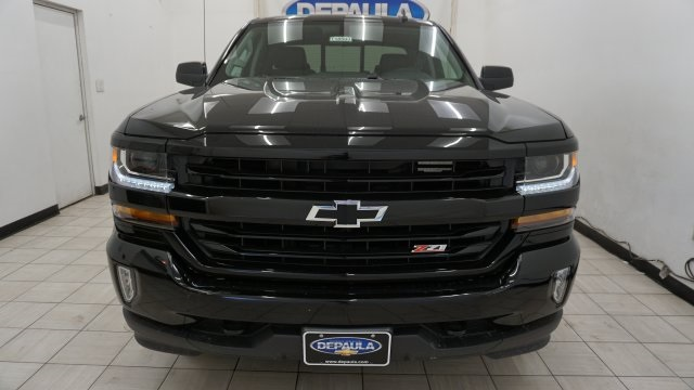 2018 Silverado 1500 Double Cab 4x4,  Pickup #T18593 - photo 12