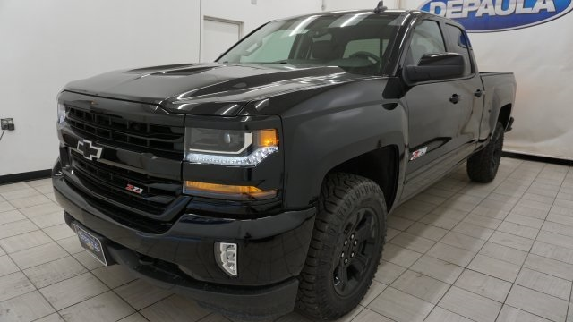 2018 Silverado 1500 Double Cab 4x4,  Pickup #T18593 - photo 1
