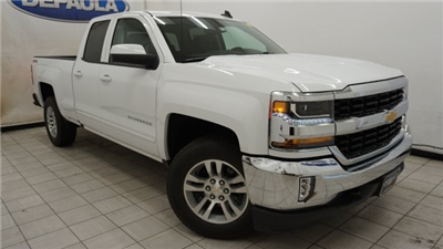 2018 Silverado 1500 Double Cab 4x4,  Pickup #T18594 - photo 3