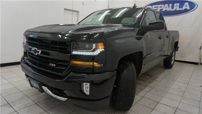 2019 Silverado 1500 Double Cab 4x4,  Pickup #T18742 - photo 1