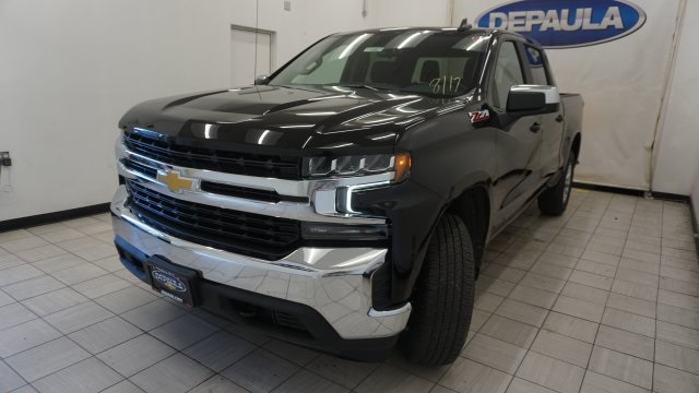 2019 Silverado 1500 Crew Cab 4x4,  Pickup #T18800 - photo 1