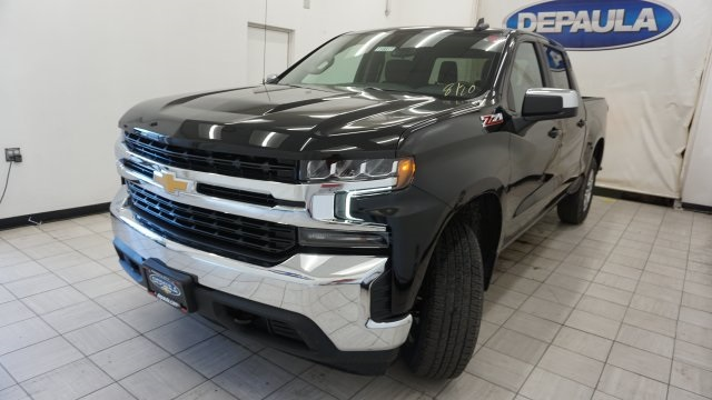 2019 Silverado 1500 Crew Cab 4x4,  Pickup #T18811 - photo 1