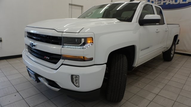 2019 Silverado 1500 Double Cab 4x4,  Pickup #T18818 - photo 1