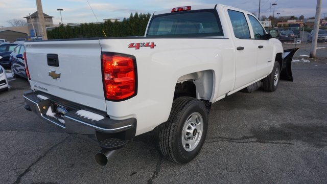 2019 Silverado 2500 Crew Cab 4x4,  Fisher Pickup #T18820 - photo 11