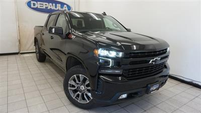2019 Silverado 1500 Crew Cab 4x4,  Pickup #T18824 - photo 3