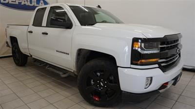 2018 Silverado 1500 Double Cab 4x4,  Pickup #T18847 - photo 3