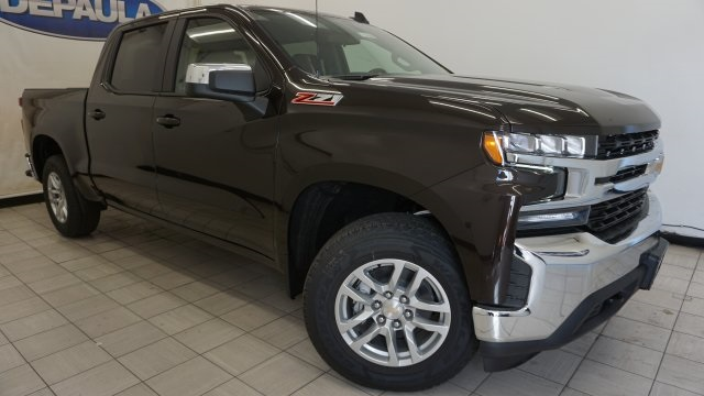 2019 Silverado 1500 Crew Cab 4x4,  Pickup #T18868 - photo 1
