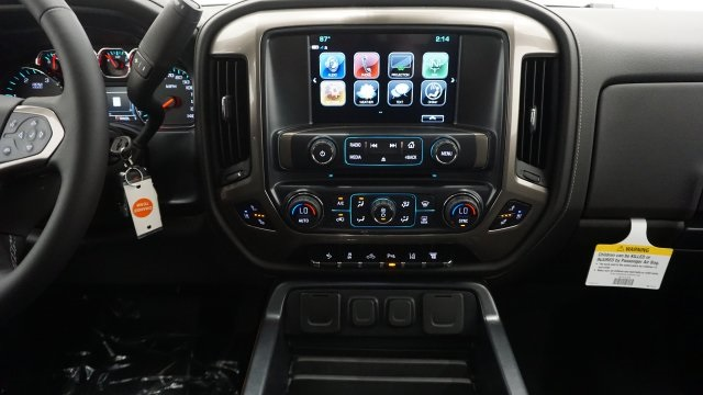 2019 Silverado 3500 Crew Cab 4x4,  Pickup #T18872 - photo 17