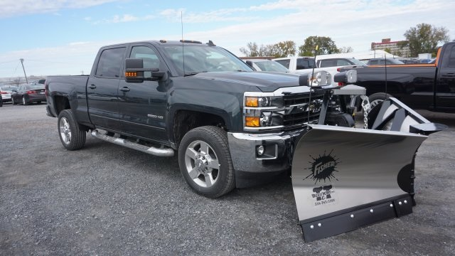 2019 Silverado 2500 Crew Cab 4x4,  Fisher Pickup #T18932 - photo 3