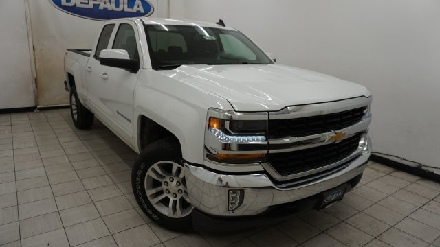 2018 Silverado 1500 Double Cab 4x4,  Pickup #T18953 - photo 3