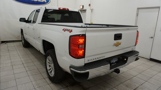 2018 Silverado 1500 Double Cab 4x4,  Pickup #T18953 - photo 2