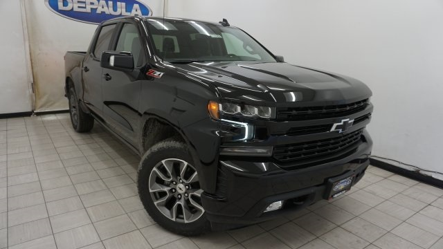 2019 Silverado 1500 Crew Cab 4x4,  Pickup #T18958 - photo 3