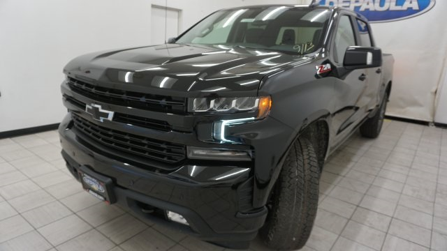 2019 Silverado 1500 Crew Cab 4x4,  Pickup #T18958 - photo 1