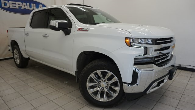 2019 Silverado 1500 Crew Cab 4x4,  Pickup #T18959 - photo 1