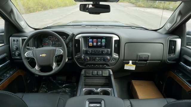 2019 Silverado 3500 Crew Cab 4x4,  Pickup #T18961 - photo 4