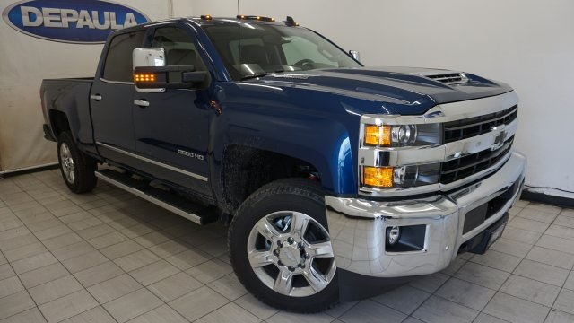 2019 Silverado 2500 Crew Cab 4x4,  Pickup #T18963 - photo 3