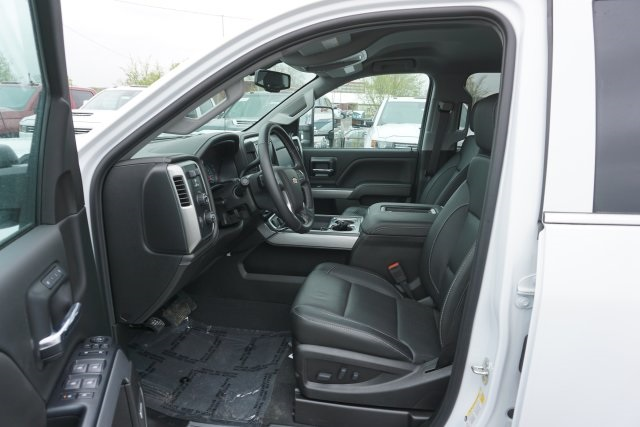 2019 Silverado 2500 Crew Cab 4x4,  Fisher Pickup #T18965 - photo 5