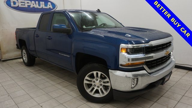 2019 Silverado 1500 Double Cab 4x4,  Pickup #T18978 - photo 3