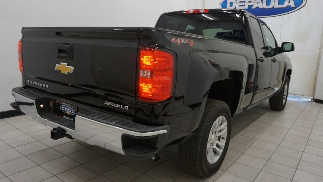 2019 Silverado 1500 Double Cab 4x4,  Pickup #T18988 - photo 4