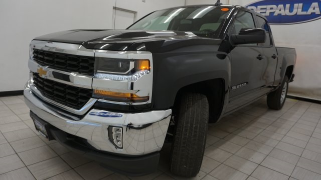 2019 Silverado 1500 Double Cab 4x4,  Pickup #T18988 - photo 1