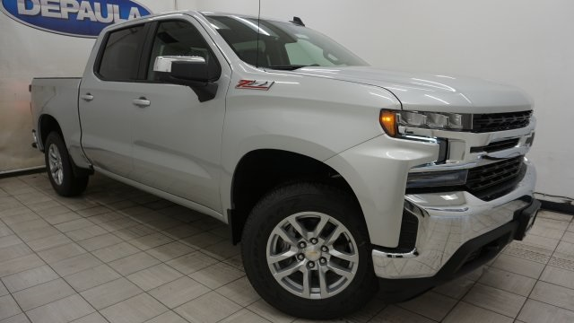 2019 Silverado 1500 Crew Cab 4x4,  Pickup #T19033 - photo 3