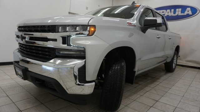2019 Silverado 1500 Crew Cab 4x4,  Pickup #T19033 - photo 1