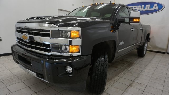2019 Silverado 2500 Crew Cab 4x4,  Pickup #T19059 - photo 1