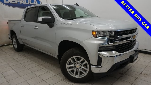 2019 Silverado 1500 Crew Cab 4x4,  Pickup #T19064 - photo 3