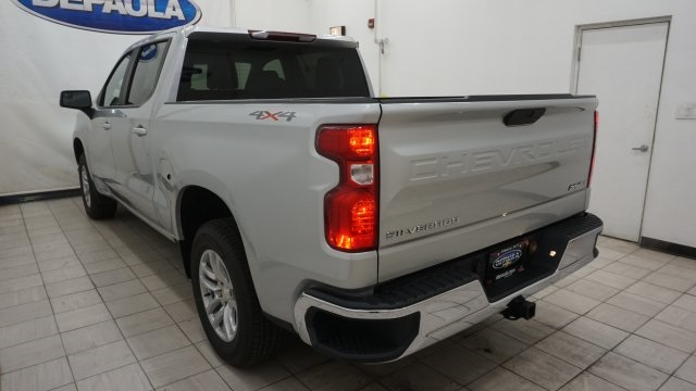 2019 Silverado 1500 Crew Cab 4x4,  Pickup #T19064 - photo 11