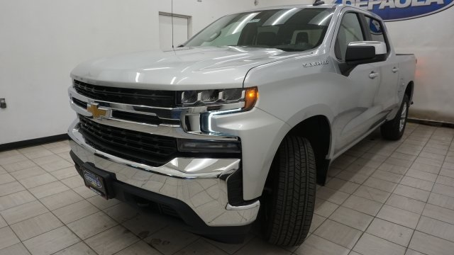 2019 Silverado 1500 Crew Cab 4x4,  Pickup #T19064 - photo 8