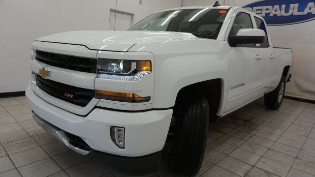 2019 Silverado 1500 Double Cab 4x4,  Pickup #T19065 - photo 1