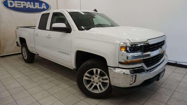 2019 Silverado 1500 Double Cab 4x4,  Pickup #T19088 - photo 3
