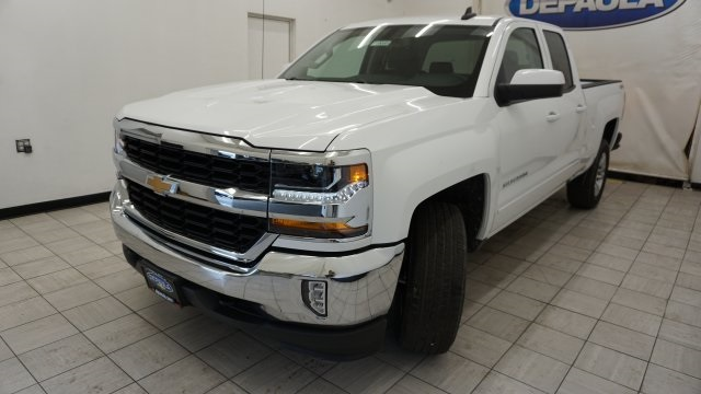 2019 Silverado 1500 Double Cab 4x4,  Pickup #T19088 - photo 1