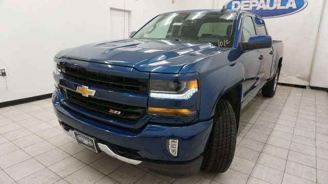2018 Silverado 1500 Crew Cab 4x4,  Pickup #T19118 - photo 1
