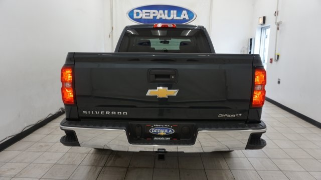 2018 Silverado 1500 Crew Cab 4x4,  Pickup #T19119 - photo 7
