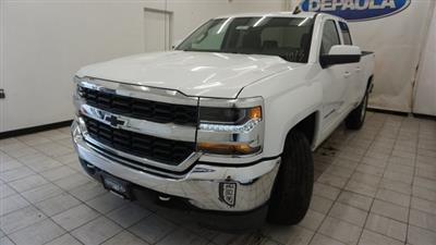 2018 Silverado 1500 Double Cab 4x4,  Pickup #T19121 - photo 1