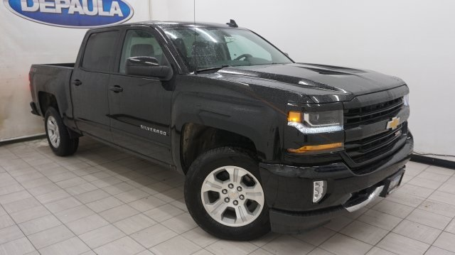 2018 Silverado 1500 Crew Cab 4x4,  Pickup #T19159 - photo 3