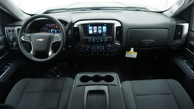 2018 Silverado 1500 Crew Cab 4x4,  Pickup #T19159 - photo 5