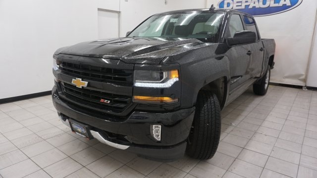 2018 Silverado 1500 Crew Cab 4x4,  Pickup #T19159 - photo 1