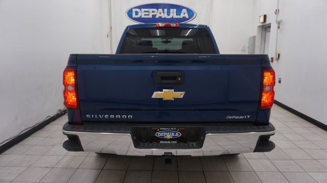 2018 Silverado 1500 Crew Cab 4x4,  Pickup #T19160 - photo 7