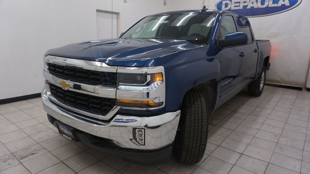 2018 Silverado 1500 Crew Cab 4x4,  Pickup #T19160 - photo 1