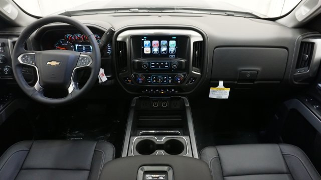 2019 Silverado 2500 Crew Cab 4x4,  Pickup #T19191 - photo 5