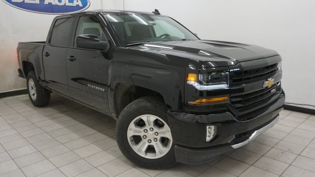 2018 Silverado 1500 Crew Cab 4x4,  Pickup #T19241 - photo 3