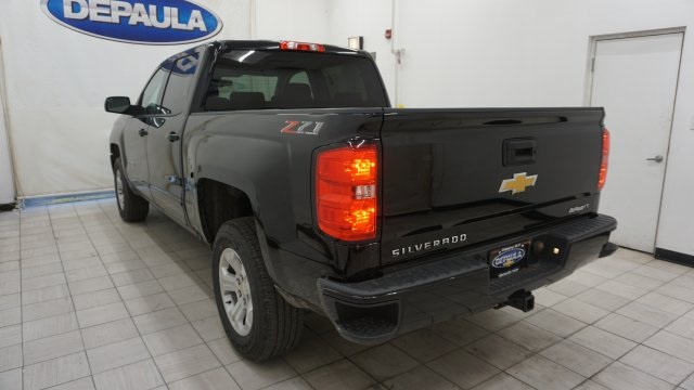 2018 Silverado 1500 Crew Cab 4x4,  Pickup #T19241 - photo 2